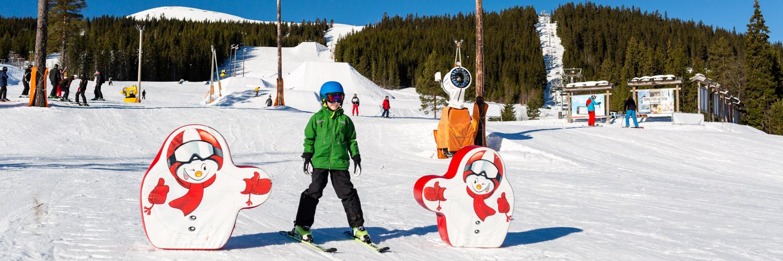 Bedste skisportssteder til børn
