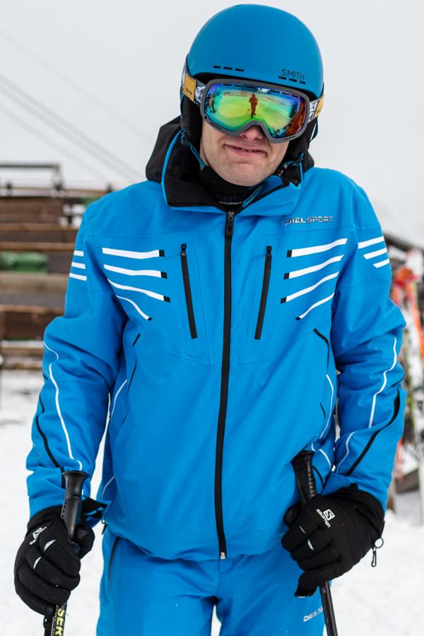 Test af DIEL Alan skijakke med for - Testvinder