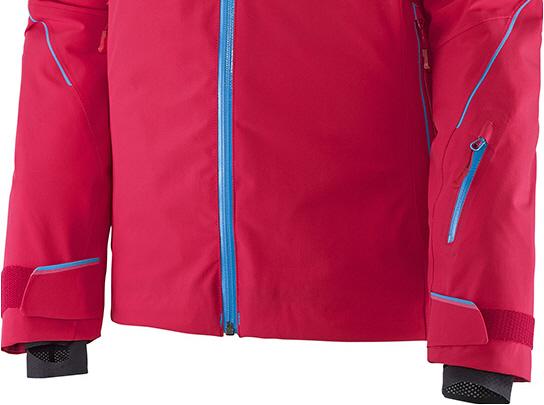 Skijakke med lomme på venstre ærme Salomon Speed