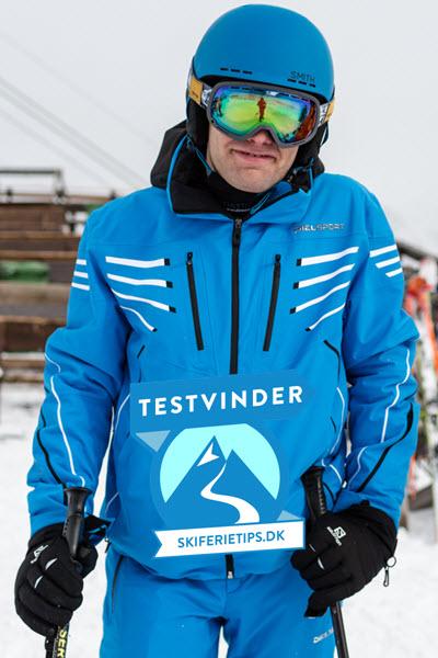 Bedste skijakke med for DIEL Alan
