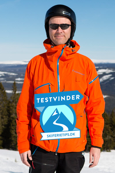 Testvinder Peak Performance Heli Alpine