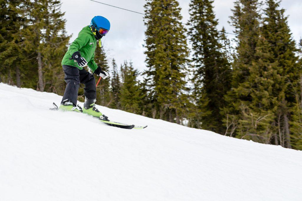 Børnevenlige skiområder i Østrig