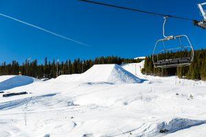 Snowpark i Trysil
