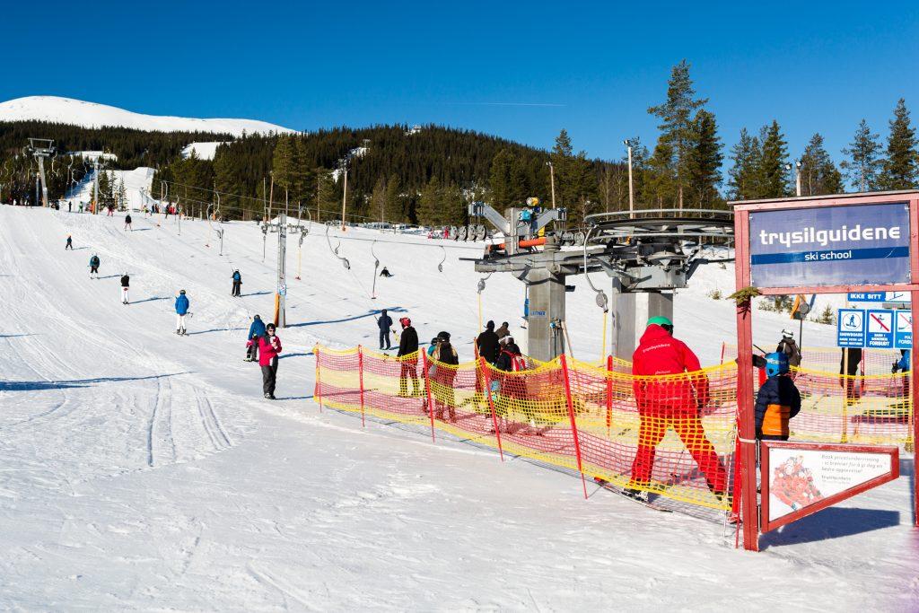 Skiferie Norge Se Skisportssteder Og Find Skirejser
