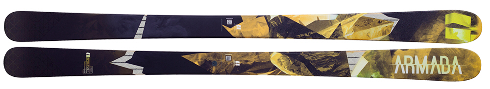 All mountain ski Armada Invictus 89 TI