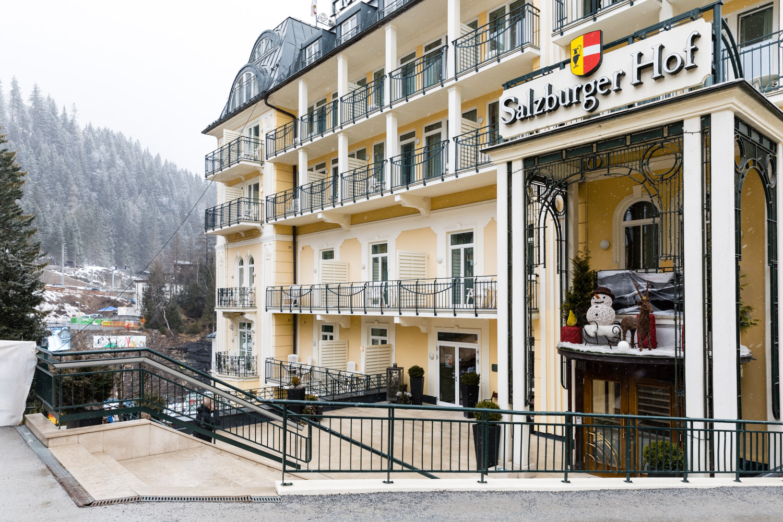 Bad Gastein Hotel Salzburger Hof