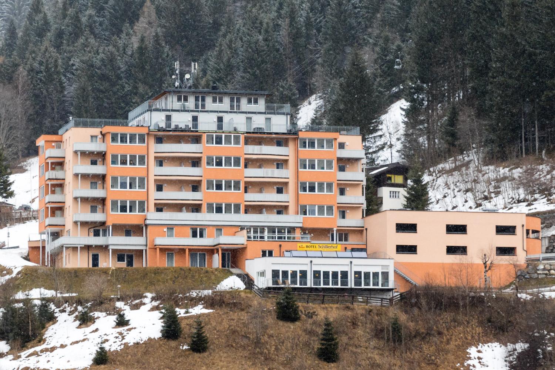 Bad Gastein Lejlighed Apartmenthotel Schillerhof