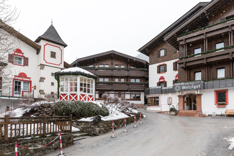 Bad Gastein Lejlighed Chalet Wetzlgut
