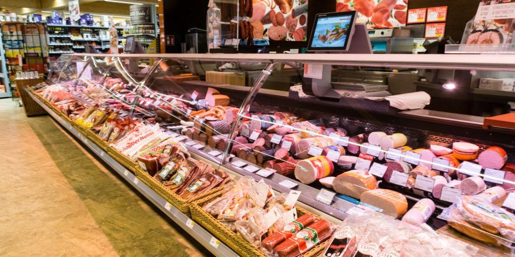 Bad Gastein Supermarked