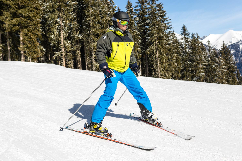 Bedste skiomraade nybegyndere