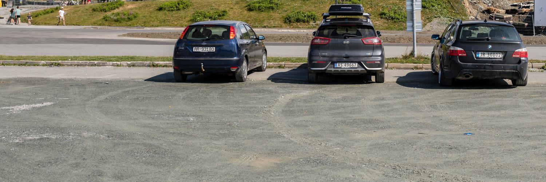 Beitostølen Parkering