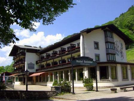 Berchtesgaden Hotel Seimler