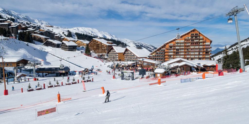 Billige skirejser Frankrig uge 8