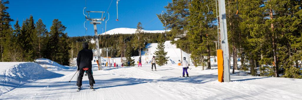 Billige skirejser Norge uge 8