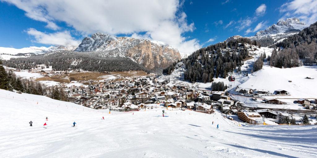 Brevkasse anbefalinger af skisportssteder til venindetur