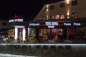 Cafe Testa Rossa Ischgl