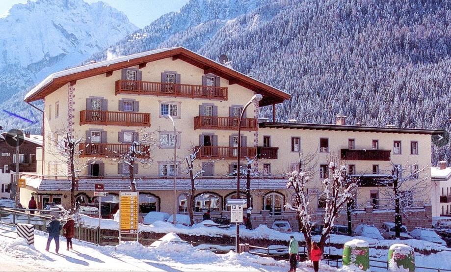 Canazei Hotel Alla Rosa