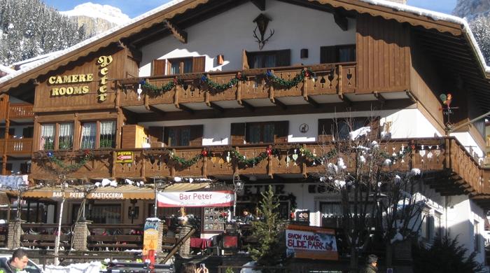 Canazei Hotel Garni Peter
