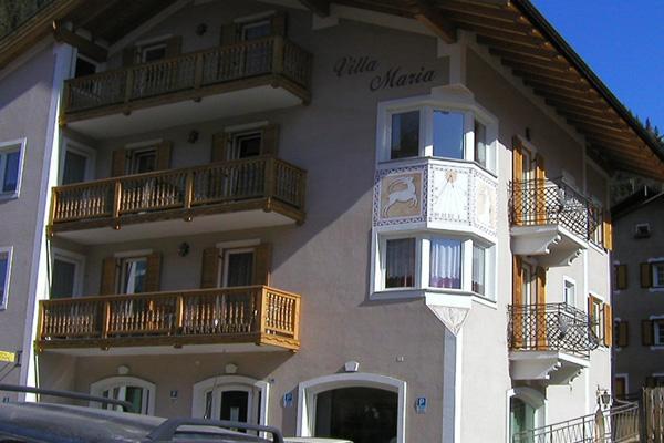 Canazei Lejlighed Villa Maria