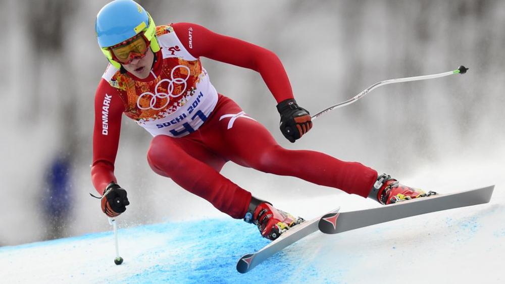 Christoffer Faarup i Sochi