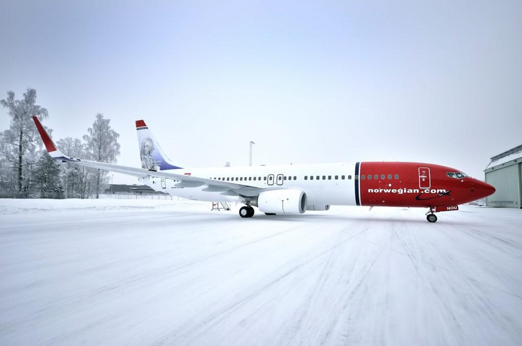 Direkte fly til Salzburg