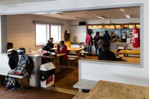 FONNA Cafeteria Varmestue