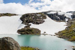 FONNA gletsjersø