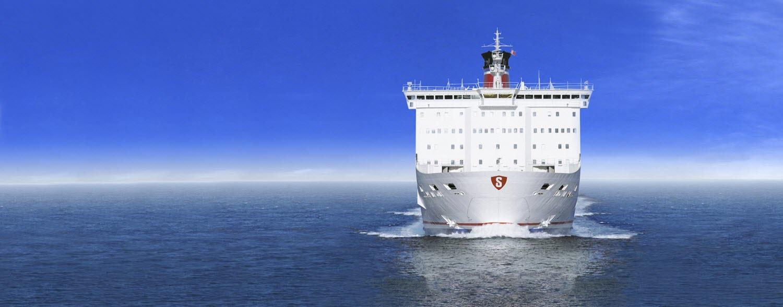Færge Jylland Norge