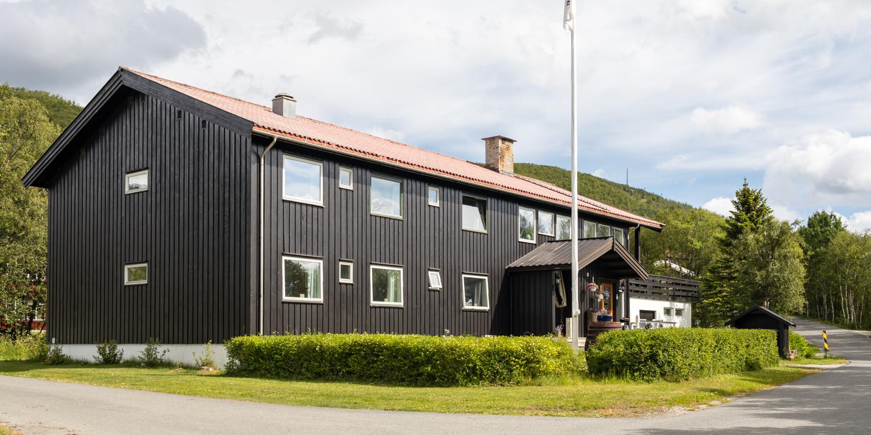 Geilo Ustedalsfjorden Overnattning