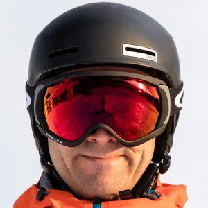 Oakley Canopy goggles i Matte Black design med Prizm Torch Iridium linse