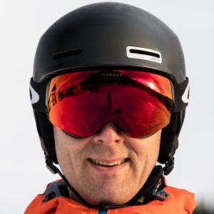 Oakley Flight Deck XM goggles i Matte Black design med Prizm Torch Iridium linse