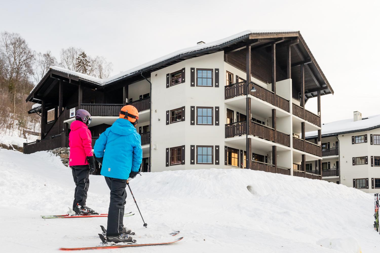 Hafjell Lejlighed Alpin Apartments Sørlia