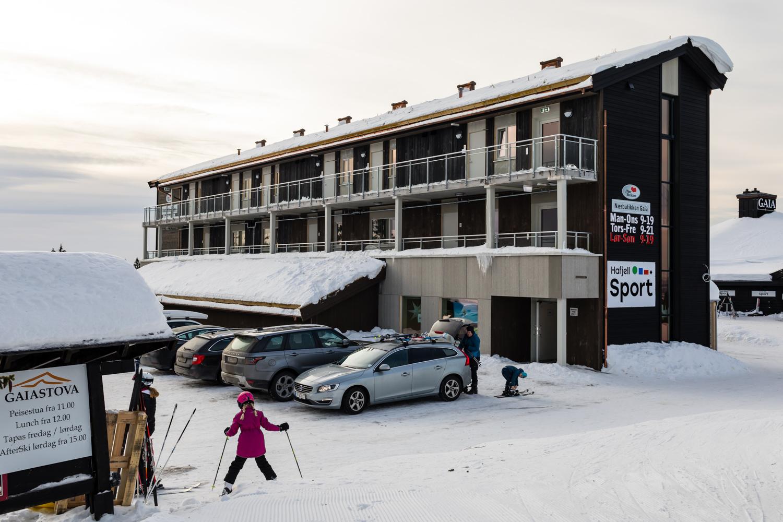 Gaiastova Alpine Apartments
