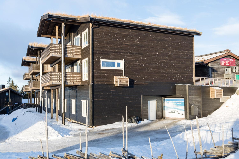 Hafjell Lejlighed Hafjelltoppen Apartments