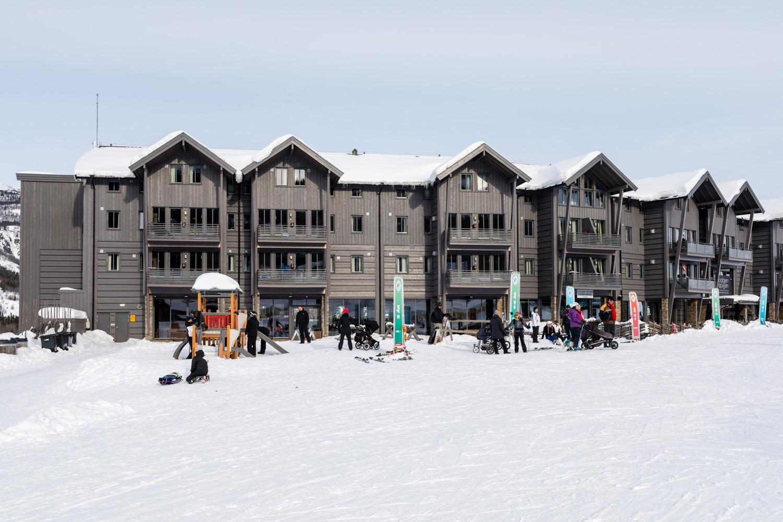 Hemsedal Lejlighed SkiStar Lodge Alpin