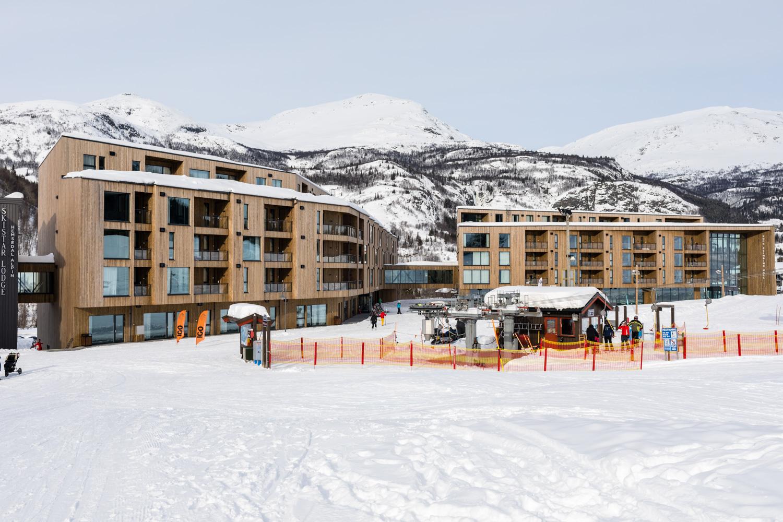 Hemsedal Lejlighed SkiStar Lodge Suites