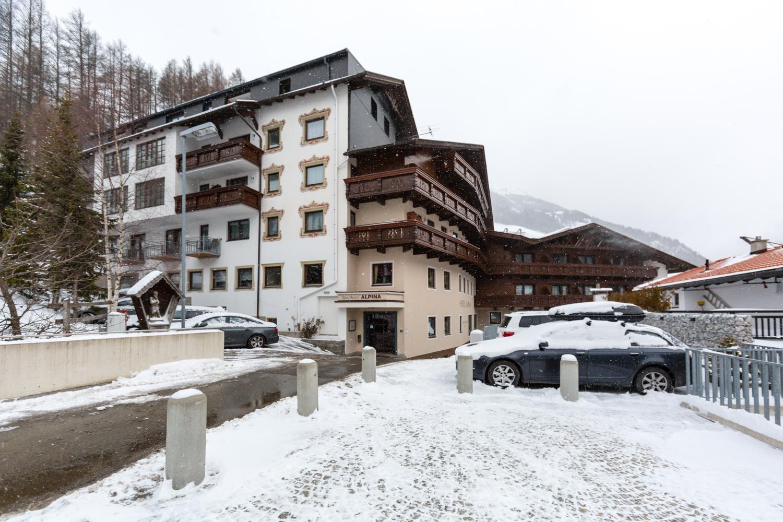 Sölden Hotel Alpina