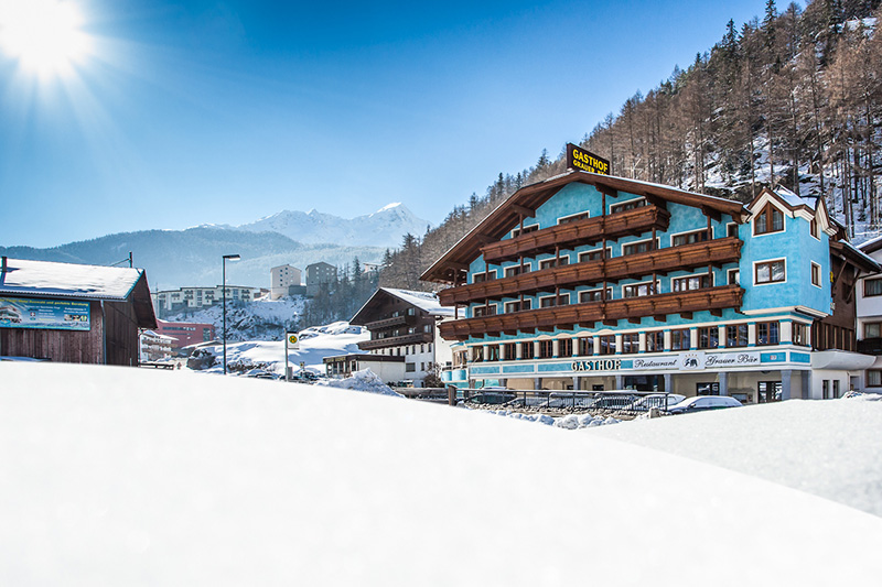 Sölden Hotel Grauer Bar