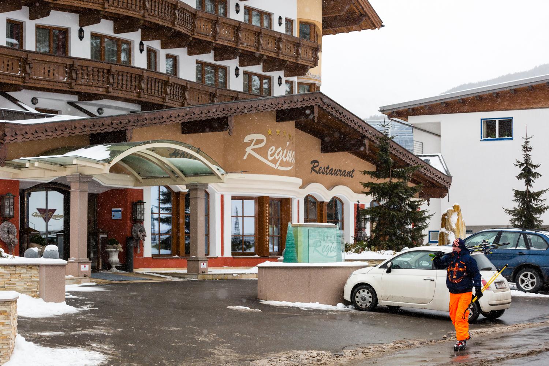 Sölden Hotel Regina