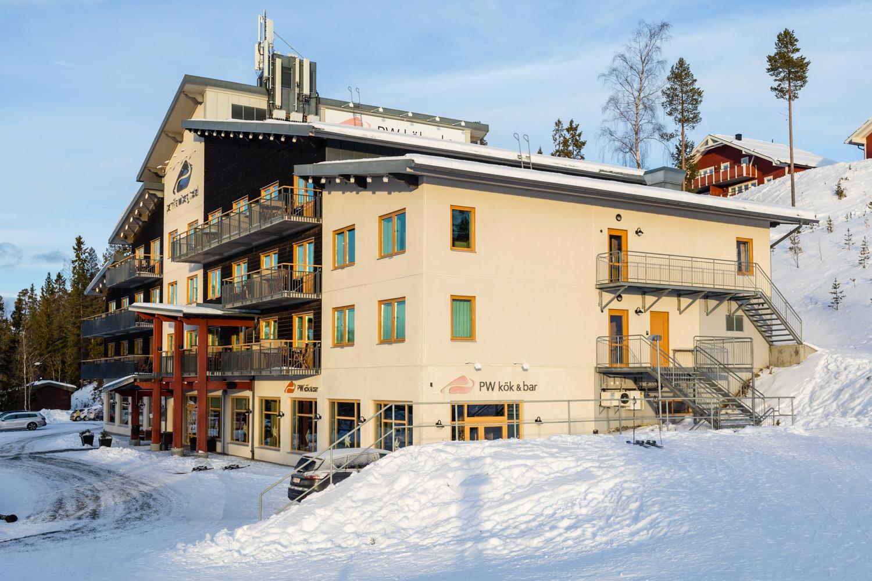 Idre Fjäll Pernilla Wiberg Hotel