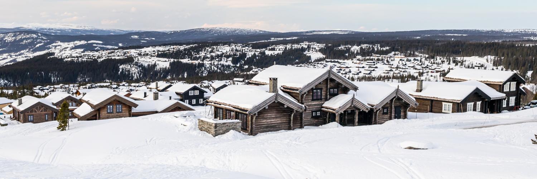 Indkvartering Hafjell