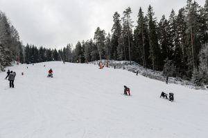 Lillbacken i Isaberg