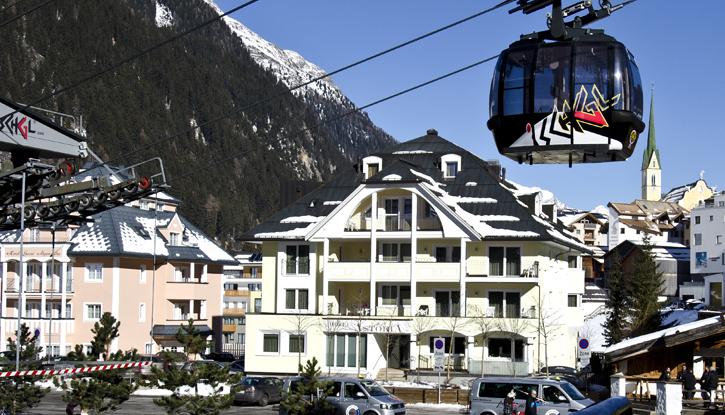 Ischgl Hotel Garni Astoria