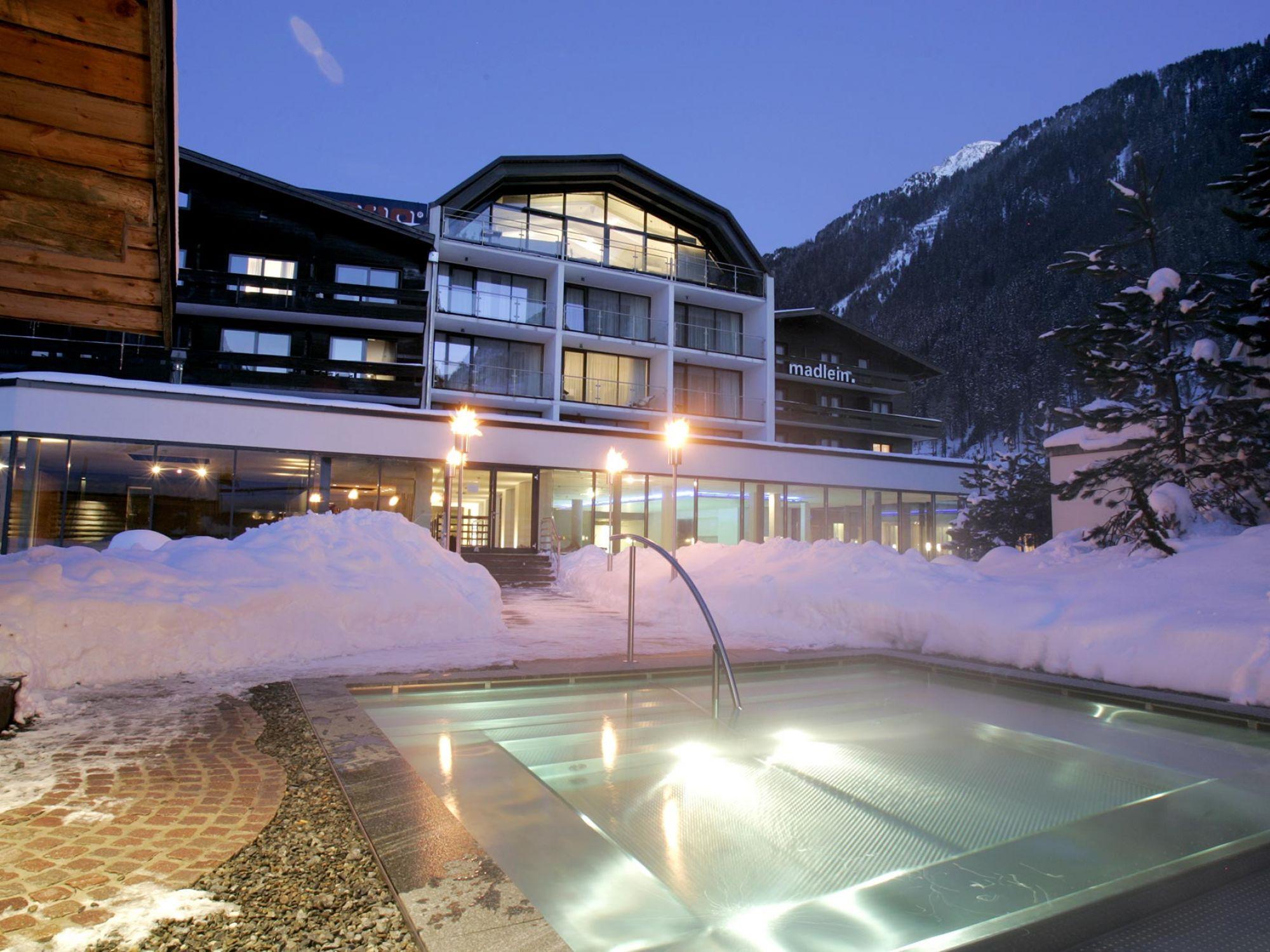 Ischgl Hotel Madlein