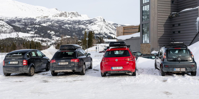 Kør-selv skiferie Norge
