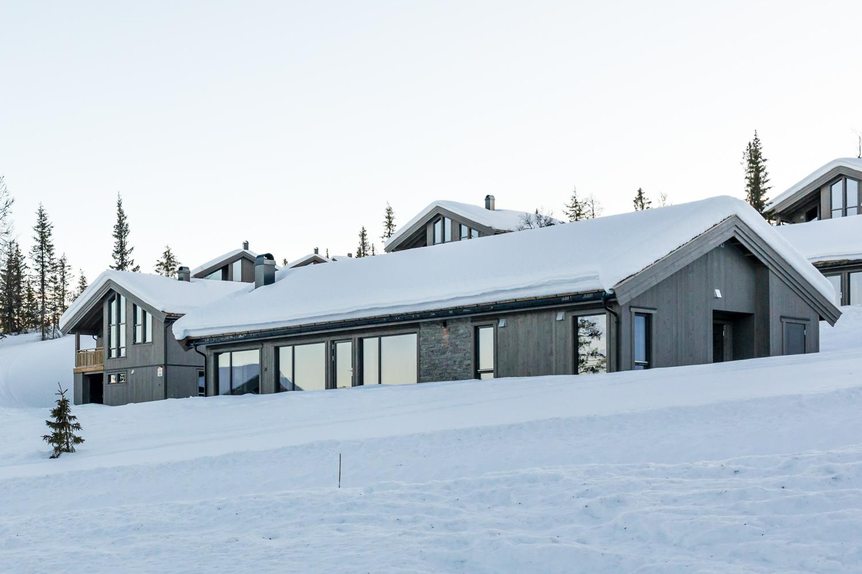 Kvitfjell Hytte Varden Fjellandsby
