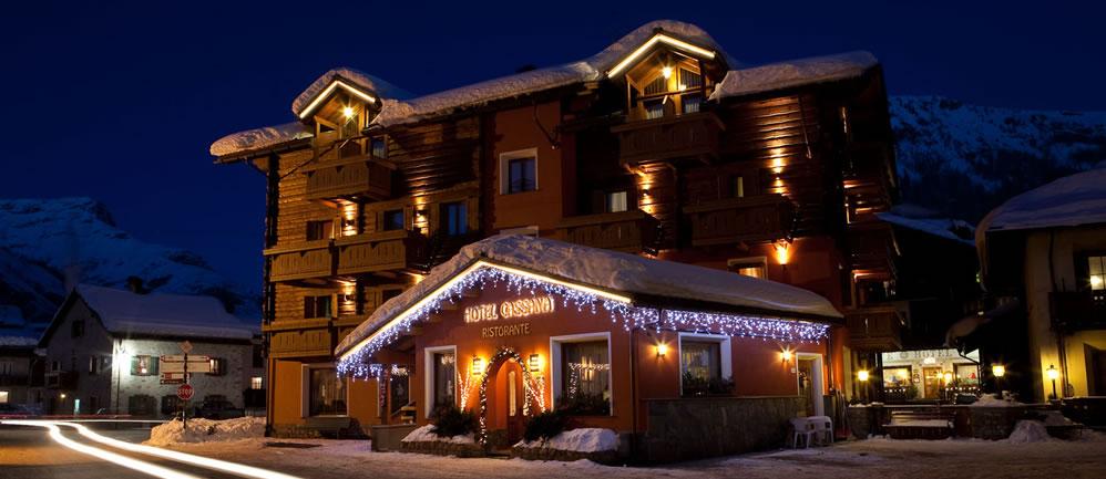 Livigno Hotel Cassana