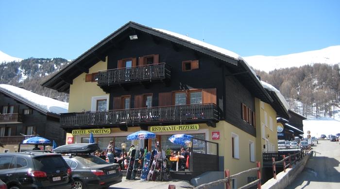 Livigno Hotel Sporting