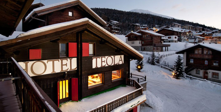 Livigno Hotel Teola