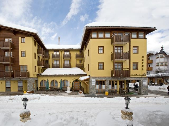 Livigno Hotel Touring
